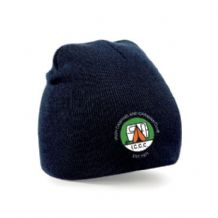 Irish Camping & Caravan Club Beechfield Original Beanie Hat Navy 2019